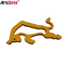 Artigifts Custom Bulk horse shaped aluminum bottle opener for bar