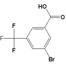 3-Bromo-5- (trifluoromethyl) Benzoic Acidcas No. 328-67-6
