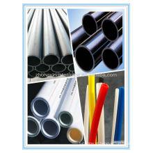 tubulação do PE 2014 venda quente da alta qualidade do extrution branco para tubos hoola