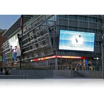P8 Full Color Outdoor Billboard LED Display