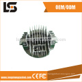 Peças de fundição de alumínio para máquinas e caminho de ferro da China