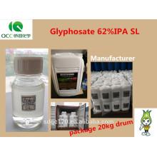 Гербицид Глифосат 41% IPA SL, соль глифосата IPA, соль глифосата 360 sl / сольват аммония