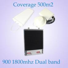 Dual Bands GSM900 Dcs 1800MHz 2g/3G/4G Signal Booster/Repeater