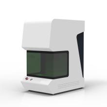 Máquina de gravação a laser Samll para metal