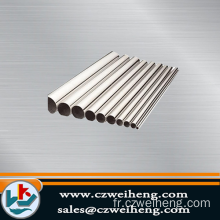 Stainless Steel Pipe TP 304 316 6 mm * 1 mm