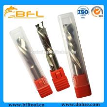 BFL CNC Tools Carburo 2 flauta Compresión Endmill Fresado herramientas de corte