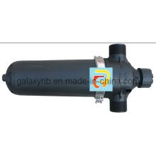 Filtro Automático de Disco de Lavagem Traseira para Irrigação