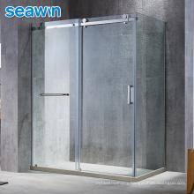 Seawin Enclosure Modern Cabin Set Frameless 10Mm Sliding Shower Glass Door Rooms Cabin
