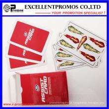 Personalizado de impressão a cores do cartão de Poker (EP-P9047)