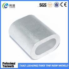 New DIN3093 Aluminum Oval Sleeve