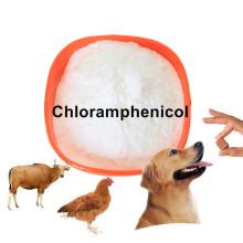 Fornece classe de antibióticos cloranfenicol para a pele