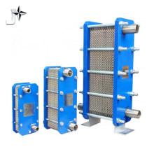 Intercambiador de calor de placas de alta eficiencia 304 Swep Gl13 de refrigeración y calefacción