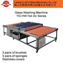 Vidro horizontal, lavagem e secagem máquina (YD-HW-1600)