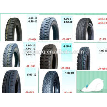 neumático 3.50-17 fuera de neumáticos de carretera de la motocicleta