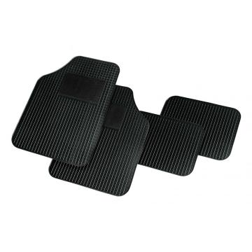 Non-Toxic Materials Floor Protection Black PVC Car Mat