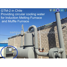 10 Ton Superdyma Closed Circuit Counter Flow GTM-2 Wet High Quality Water Treatment Machine