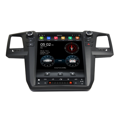 Tesla Android 9ナビゲーションfor Fortuner 2004-2015