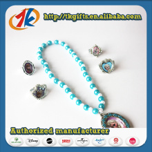 Beautiful Girl DIY Jewelry Set Necklace Toys