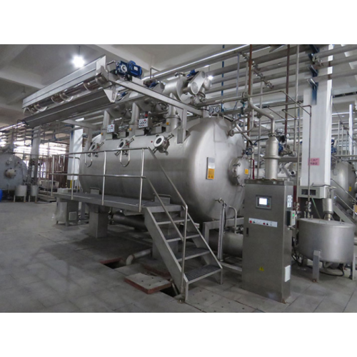 HTHP Air & Liquid Flow Multifunction Dyeing Machine