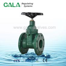 din standard NRS spindle npt gate valve specification