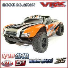 2.4 G 1/10 2CH высокая скорость нитро гонки RC модель автомобиля