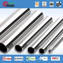 Tubo / tubo de acero inoxidable sin costura SS 409L