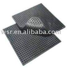 anti-slip rubber pad, rubber mat