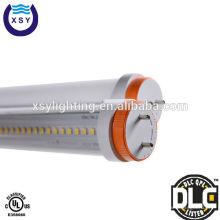 Светодиодная лампа с лампой накаливания 120lm / w t8 18w 4ft DLC UL светодиодная лампа