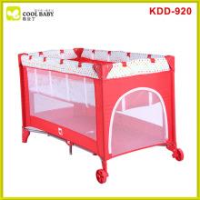 European Standard CE Baby Playpen EN716-1/2 Basic Playpen for Baby