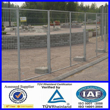 High Quality and Cheap Portable Temporary Fence for sale(Anping)