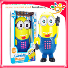 Minions toy story telling machine minions despicable me hd upgrade light touch