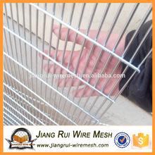 China supplier PVC coated 358 high security fence/PVC coated welded wire mesh panel