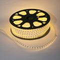 Tiras de led SMD5050 dmx endereçáveis à prova d'água ip68 rgbw