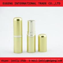 Glänzendes Glod-Verpacken für Lippenstift