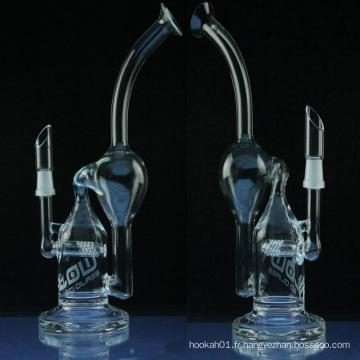 Le meilleur prix conduit les tuyaux d'eau pour l'utilisation du tabac Herb (ES-GB-003)