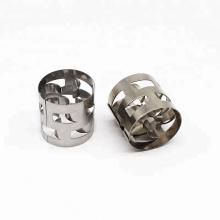 Metallic random packing ballast ring 25mm metal pall ring packing