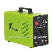 3 in 1 Inverter mma tig cut welding machine CT312