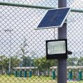 Высококачественный светодиодный солнечный светильник мощностью 40 Вт для установки вне помещений