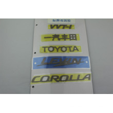 Label dari Double Adhesive Tape