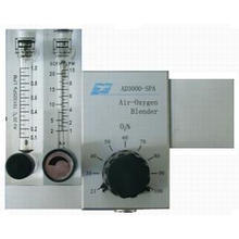Équipement médical, Machine à lèvres artificielles artificielles, mélangeur air-oxygène