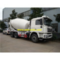 SHACMAN 4000 Gallons Beton Delivery Vehicles
