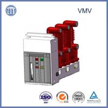 Disjoncteur de vide de Vmv de l'approvisionnement 24kv-1250A d'usine avec le Polonais incorporé