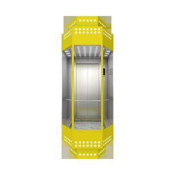 Machine Panorama Elevator