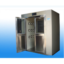 Goods air shower with big size