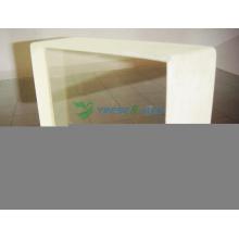 2mmpb Radiación Protección Rayos X Vidrio de plomo