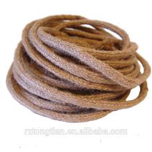 Corde d'emballage de corde de jute de haute qualité