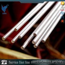 BV e certificação ISO aisi 316 barra redonda de aço inoxidável à venda
