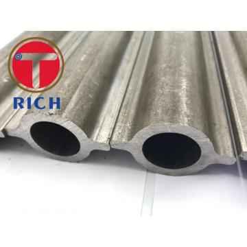 EN10305-1 Seamless cold drawn fin shaped steel tube