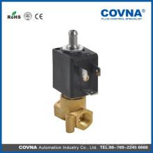 COVNA 5515-07 micro 3 way латунь дешевый соленоидный клапан