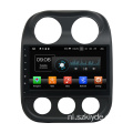 JEEP Compass Audio Accessoires Android-autovideospeler